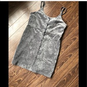 Urban Outfitters Grey Dress